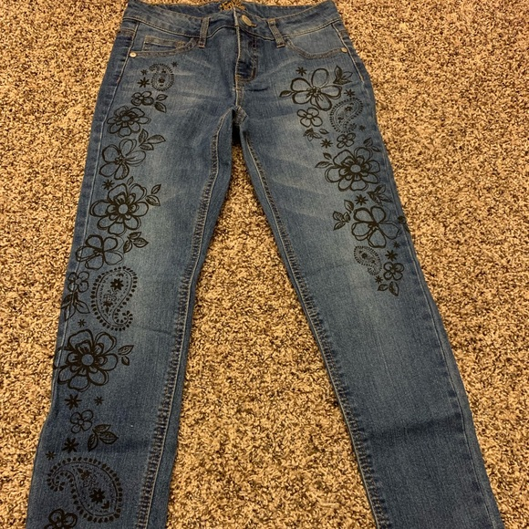 Justice Other - Justice Detailed Jeans